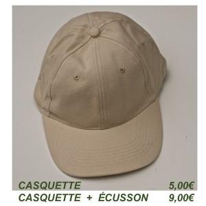 2 casquette beige