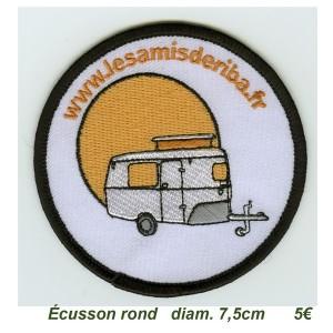 2 ecusson