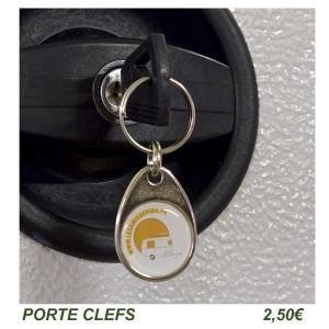 2 porte clefs